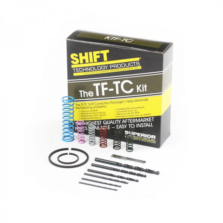 Superior KTF-TC | Superior Transmission Parts - The problem solvers