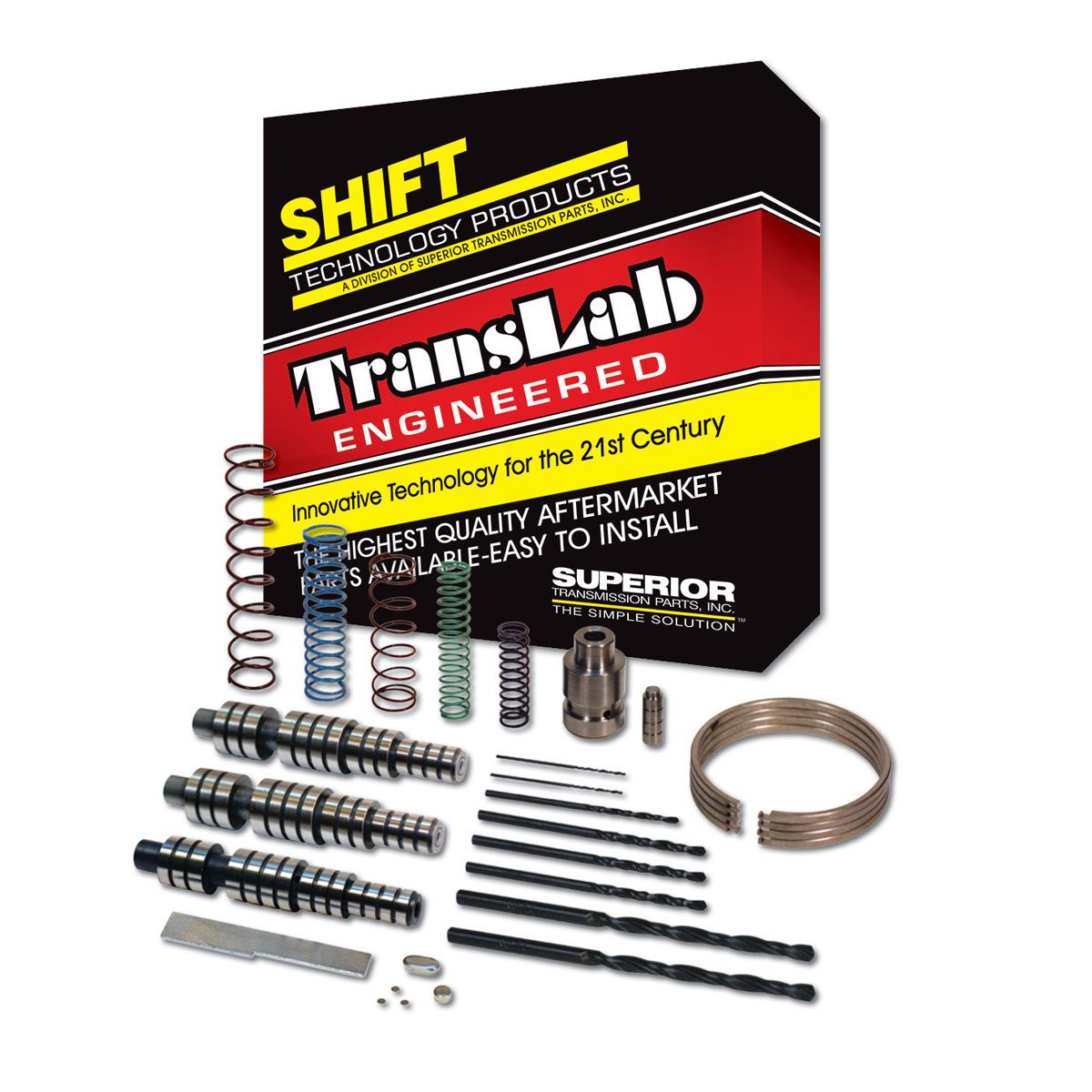 Superior Transmission Parts - The problem solvers of the