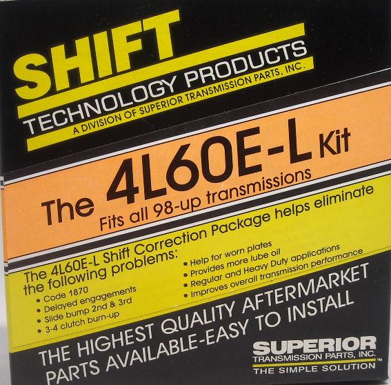 Superior K4l60e L Superior Transmission Parts The Problem