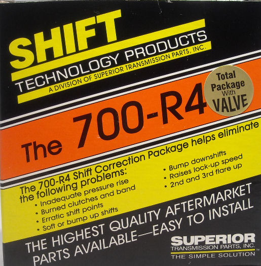 Superior K700-R4-V | Superior Transmission Parts - The