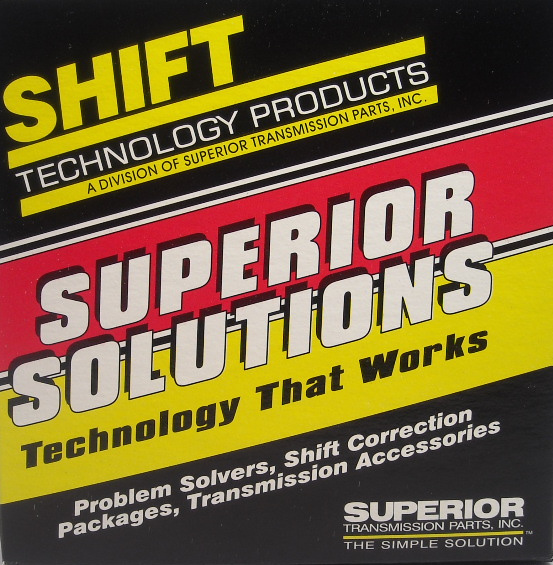 Superior K0100 | Superior Transmission Parts - The problem solvers