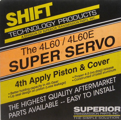 Superior K034 | Superior Transmission Parts - The problem