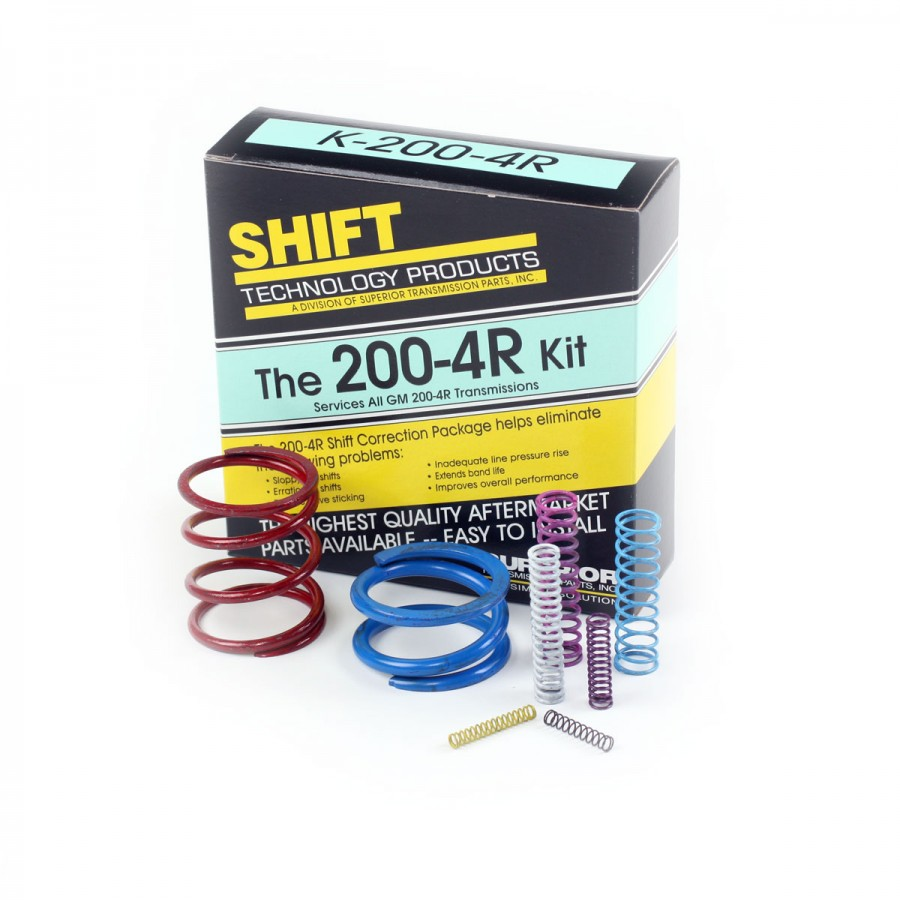 Shift Correction Superior Transmission Parts The Problem Solvers 2004r Wiring Diagram K200 4r