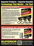 Superior STL014 CVT Pressure Test Adapter Set